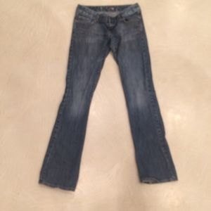EXPRESS JEANS SIZE 2 R